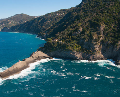 Camogli-San-Fruttuoso-Battello-Golfo-Paradiso-Foto-Punta-chiappa